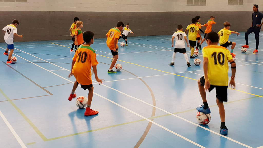 Football Training in UK, Soccer Academy in Wembley, Brent